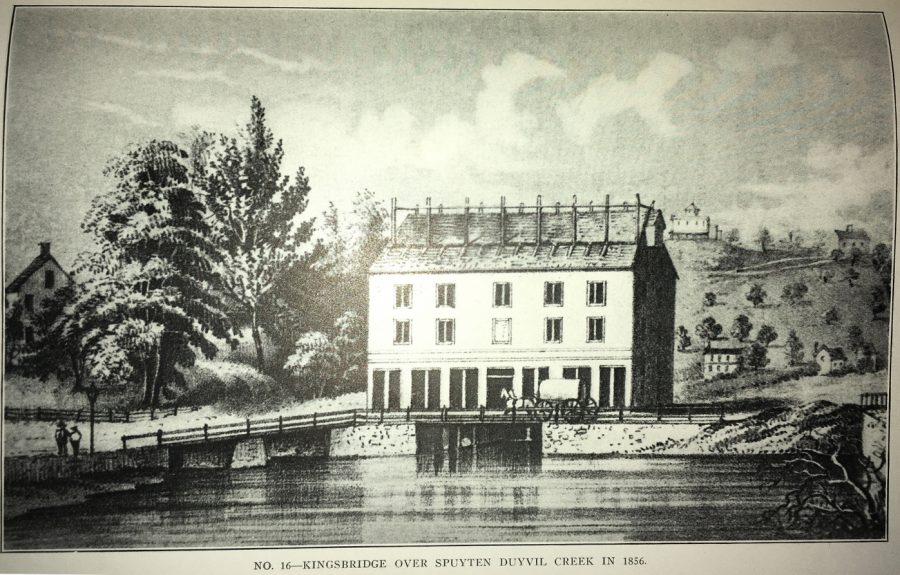 Kings Bridge 1856