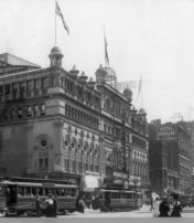 Old New York In Photos #97 – Long Acre Square 1908 & How Times Square Got Its Name