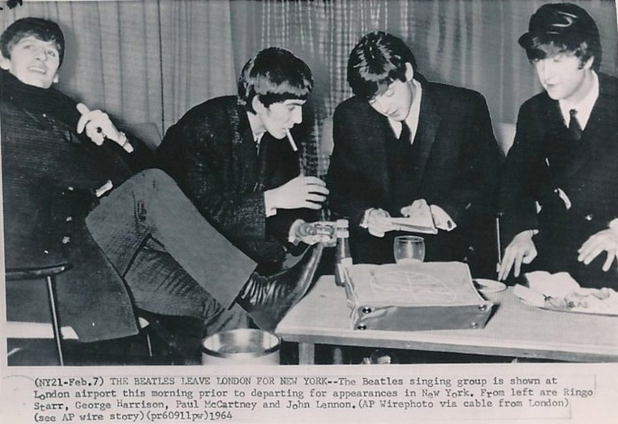 beatles feb 7 1964
