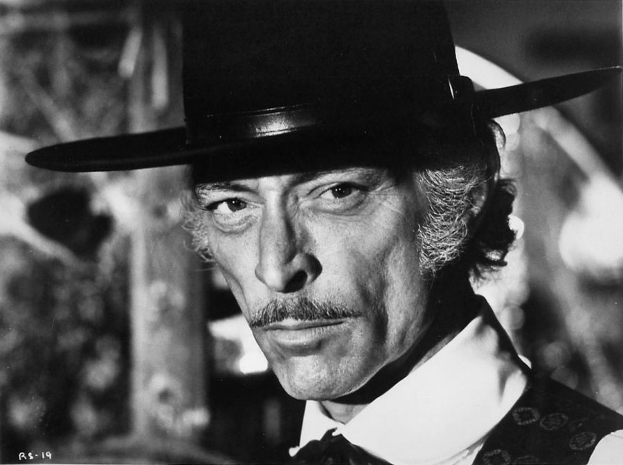 Lee Van Cleef in Return of Sabata