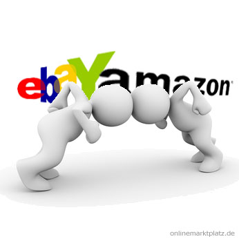ebay vs amazon illustration