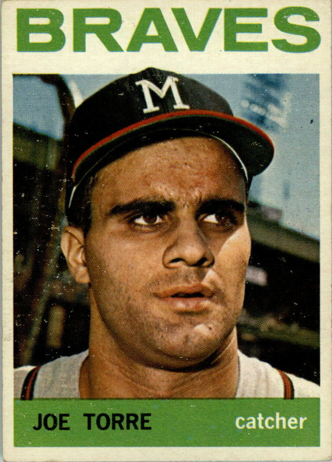 A Klingon In The 1964 Topps Baseball Card Set Other Strange Musings