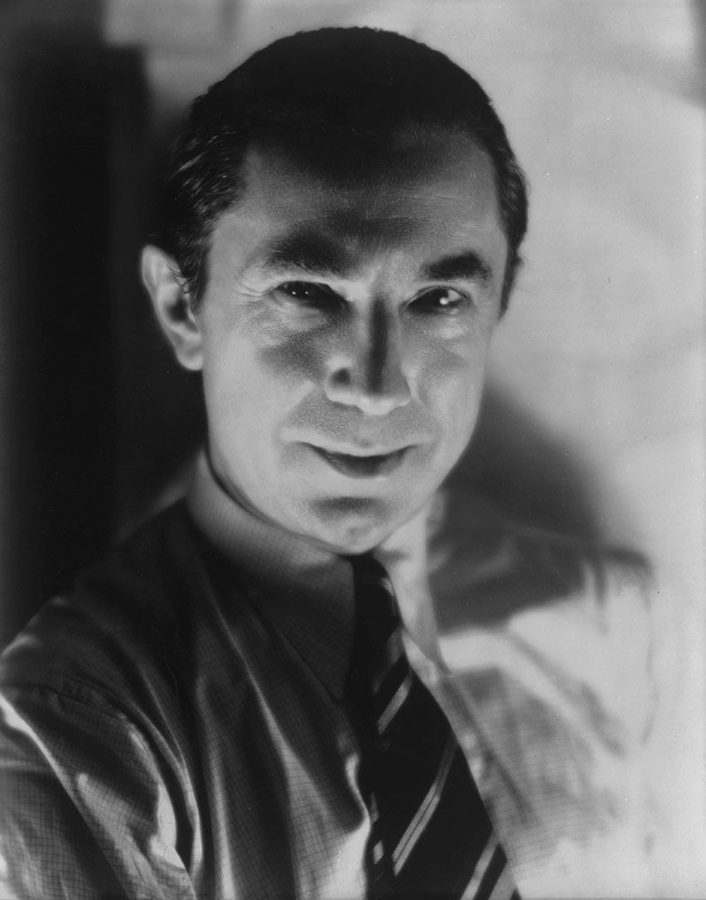 Bela Lugosi Dracula in street clothes