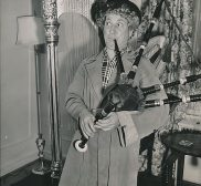 Classic Hollywood #89 - An Interview With Harpo Marx - Bagpipes Player