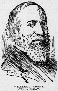 william t adams portrait