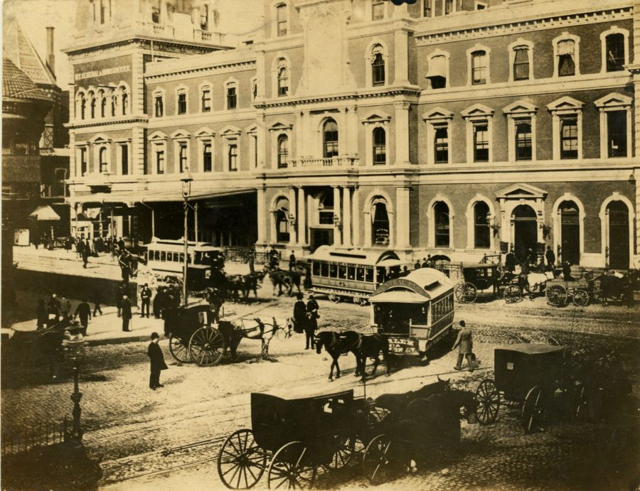 Grand Central Depot 1875