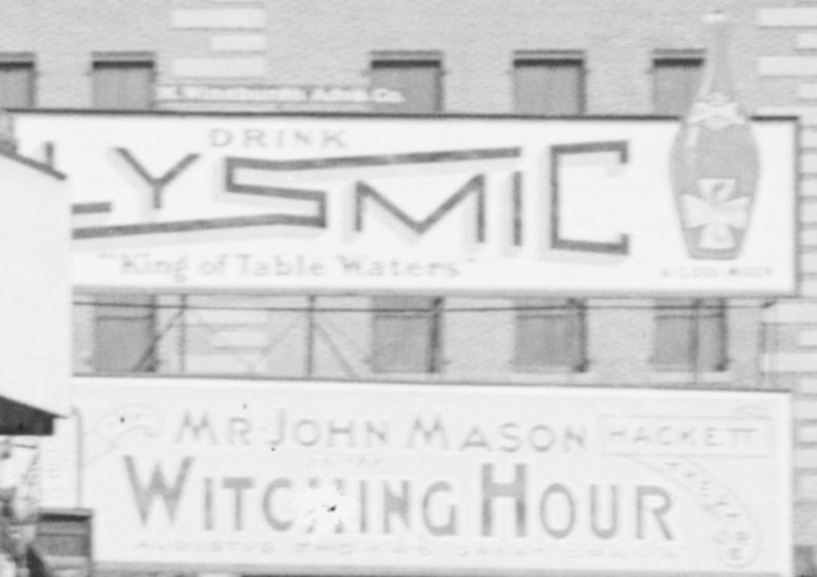 John Mason Witching Hour ad
