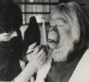 Classic Hollywood #95 - Planet of the Apes, Maurice Evans - Dr. Zaius