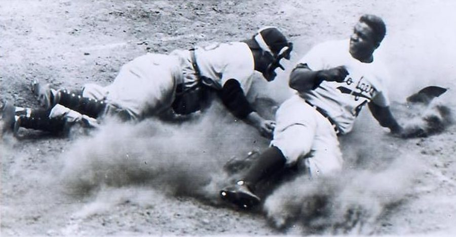 May 18 1952 stealing home  photo AP