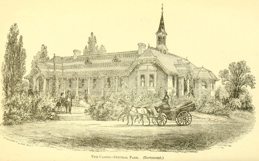 The Casino Central Park 1870