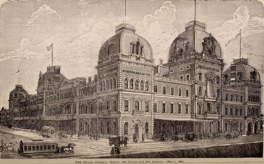 Grand Central Depot 1870