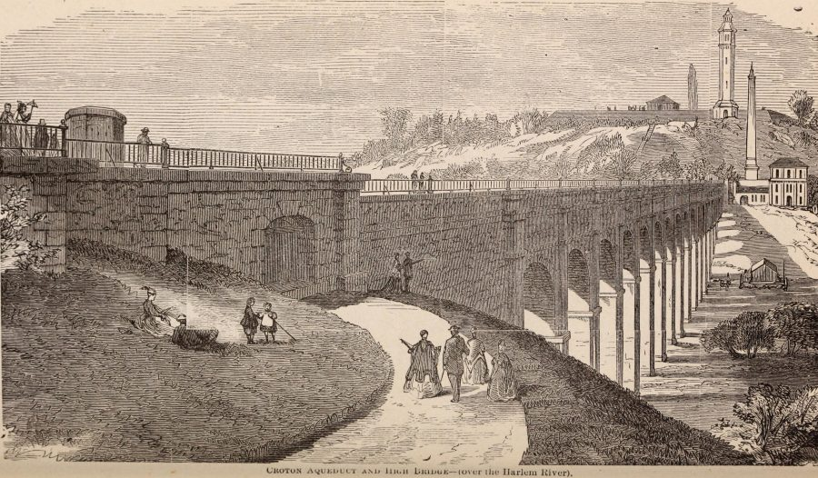 Highbridge New York 1870