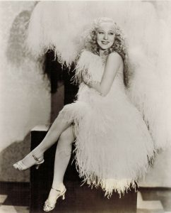 Sally Rand in Bolero 1934 photo Paramount