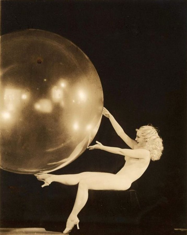 Sally Rand c 1928