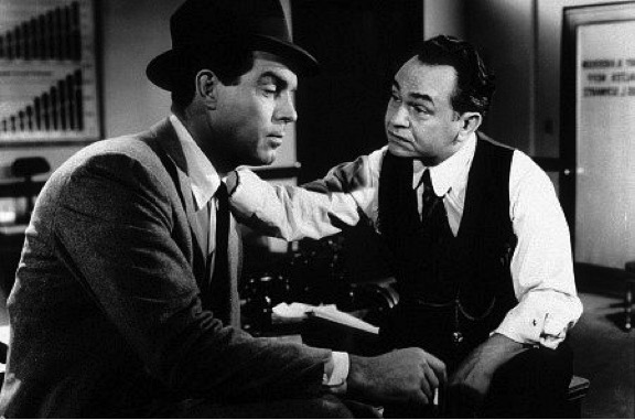 MacMurray and Robinson Double Indemnity