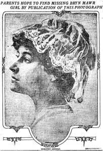 Dorothy Arnold St Louis Post Dispatch Jan 29 1911