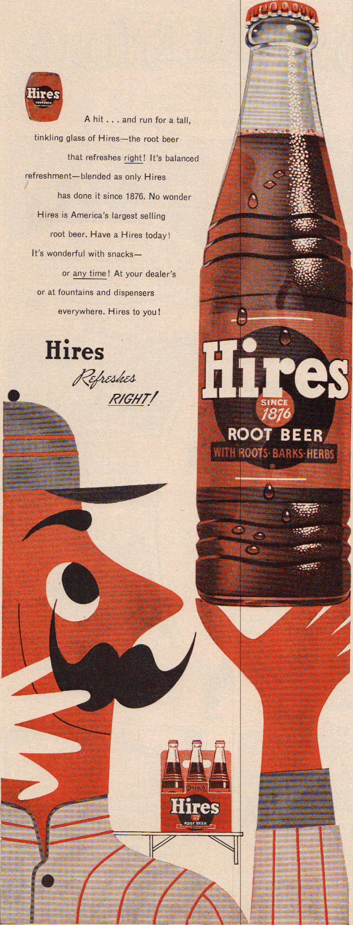 Killing A Product – The Demise of Hires Root Beer