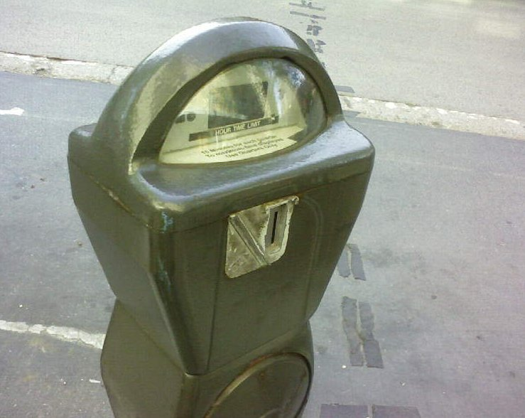The End of the Parking Meter in New York City
