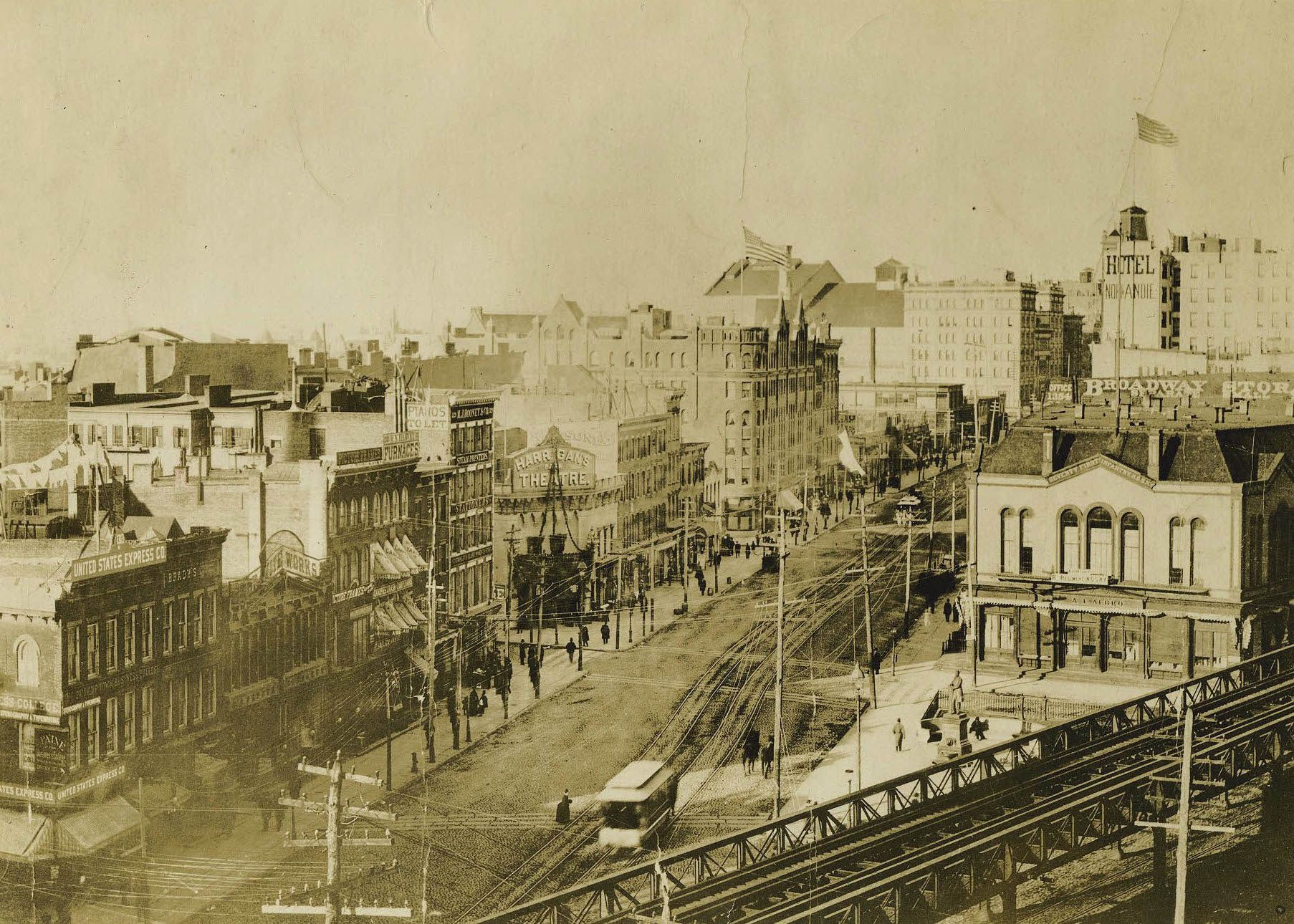 Old New York in Photos #13