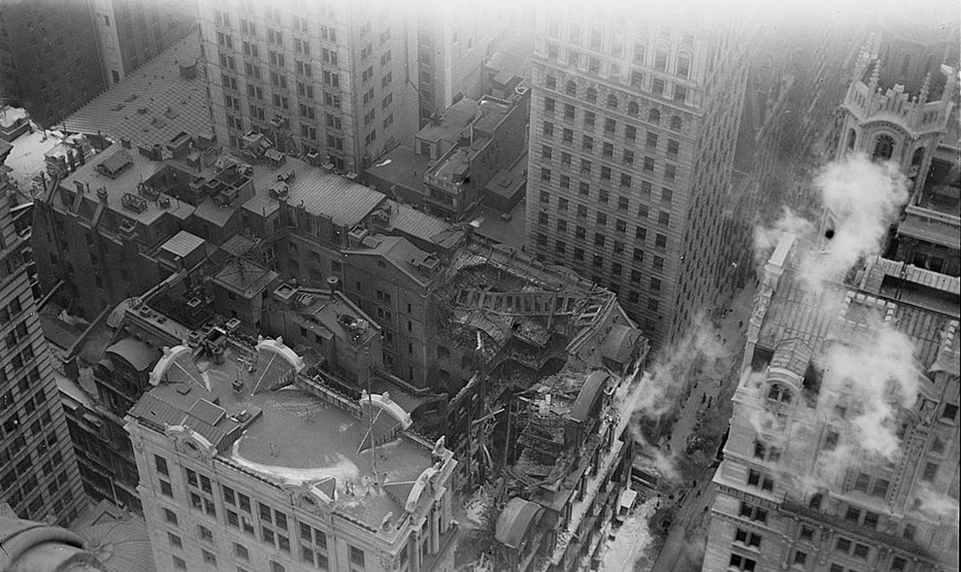 January 9, 1912 The Equitable Fire