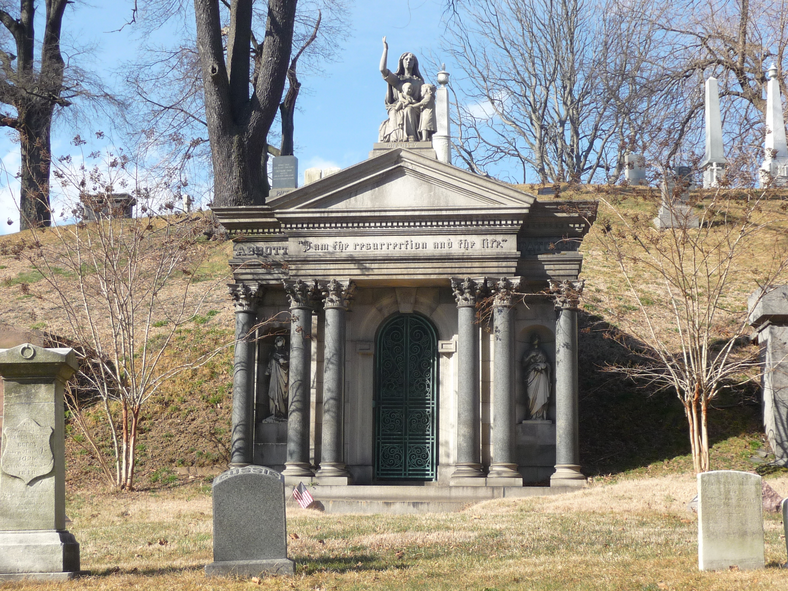 A Photographic Trip To Green-Wood Cemetery Part 3