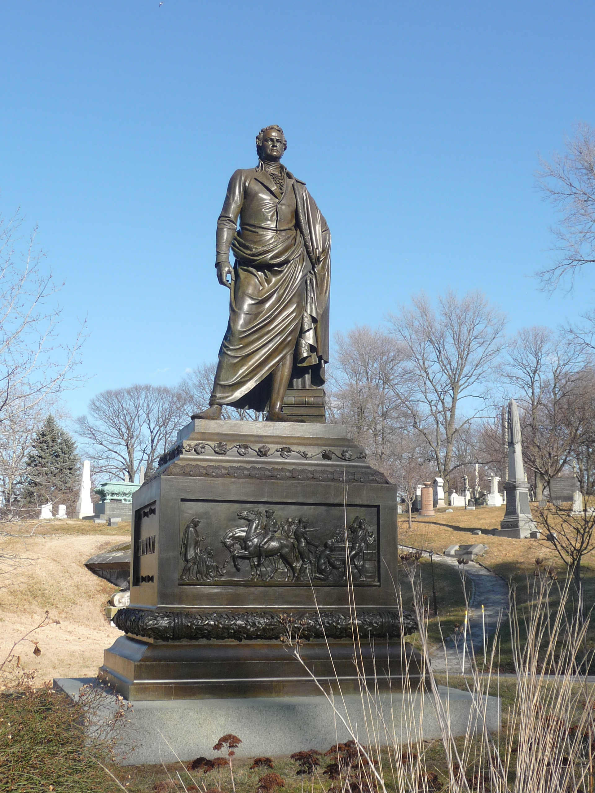 A Photographic Trip To Green-Wood Cemetery Part 2