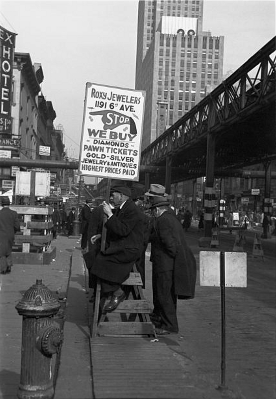 Old New York In Photos #16