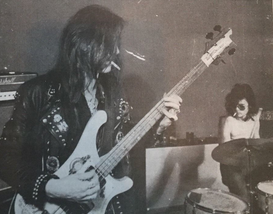 Motörhead Live In Their Prime - 1980