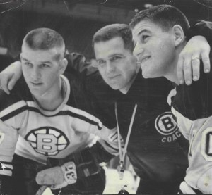 Bobby Orr's First Time At The Boston Garden 1966