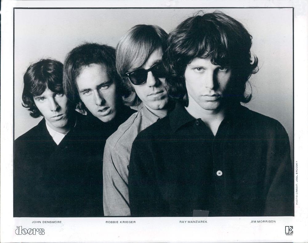 The Doors And A Parody Of The Doors