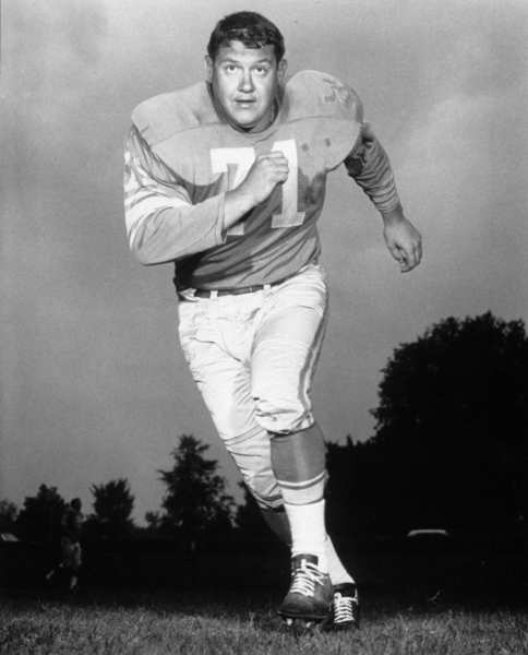"""Mongo"" - Alex Karras NFL Star Dies At 77"