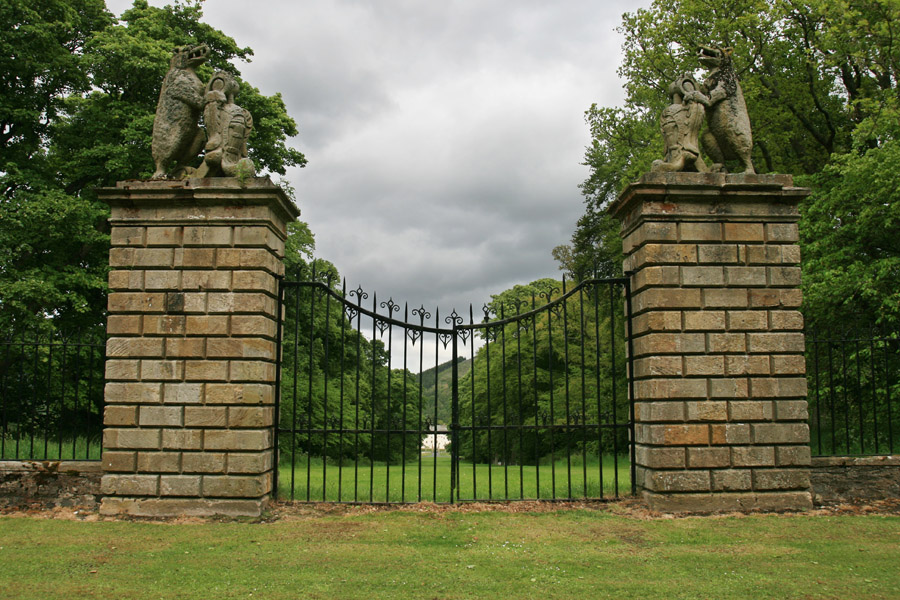The Gates That Have Been Closed For Over 360 Years And Will Never Be Opened Again