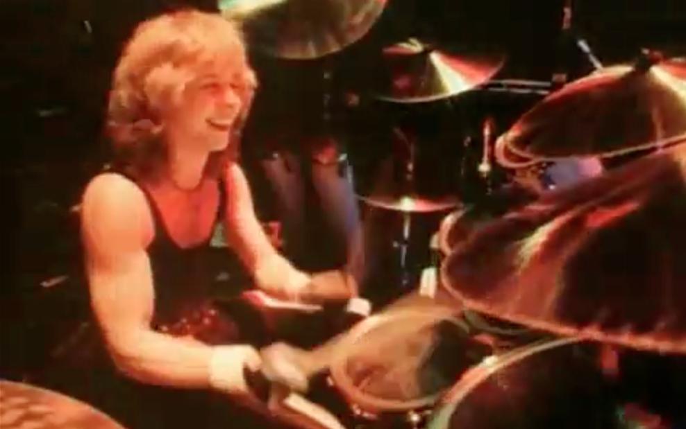 Clive Burr, Iron Maiden Drummer Dies At 56