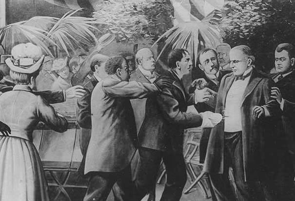 7 Amazing, Little Known Facts Surrounding President McKinley's Assassination