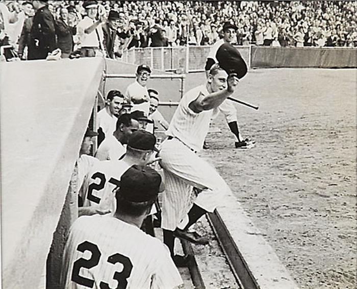 Roger Maris Hits His 61st Home Run