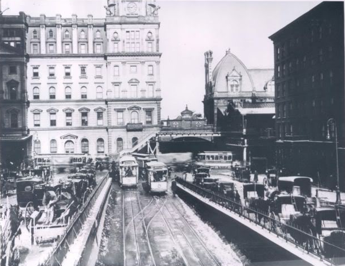 Old New York In Photos #36 - Grand Central 1909