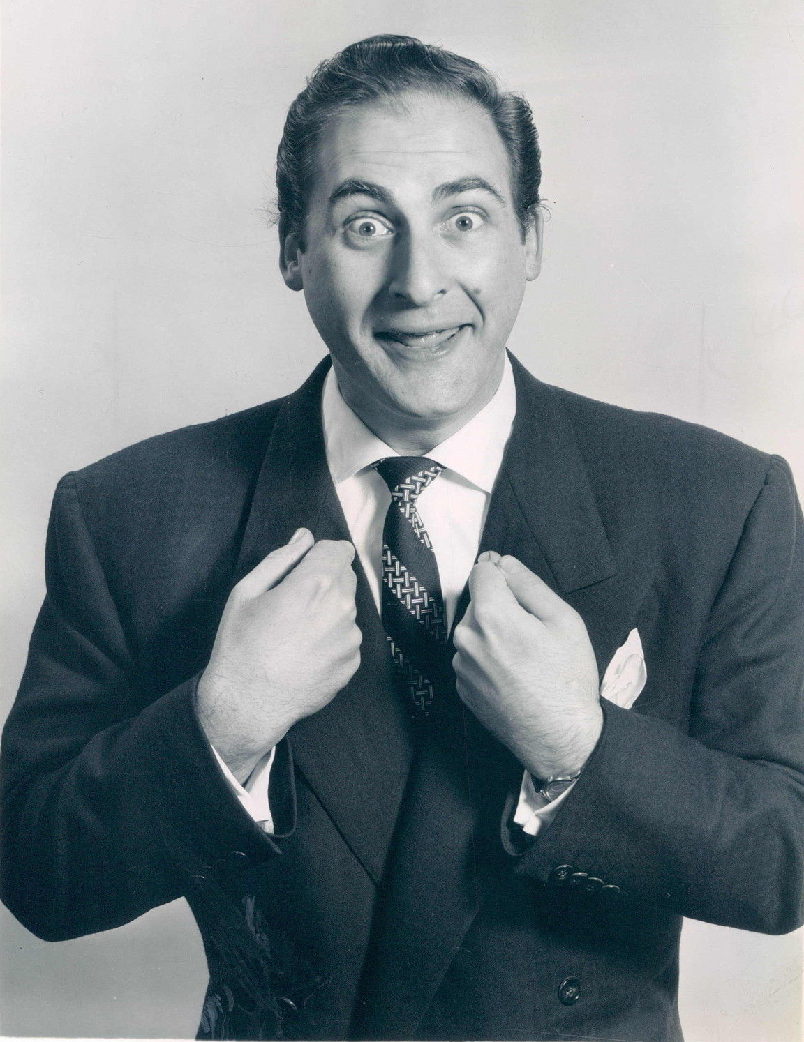 The Brilliance Of Sid Caesar - Five Of His Great Comedy Sketches