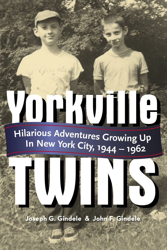 Book Review - Yorkville Twins