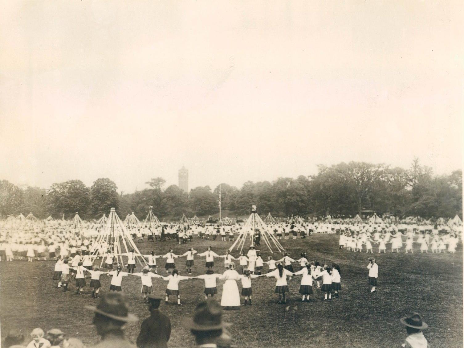 May Day In Brooklyn -1919