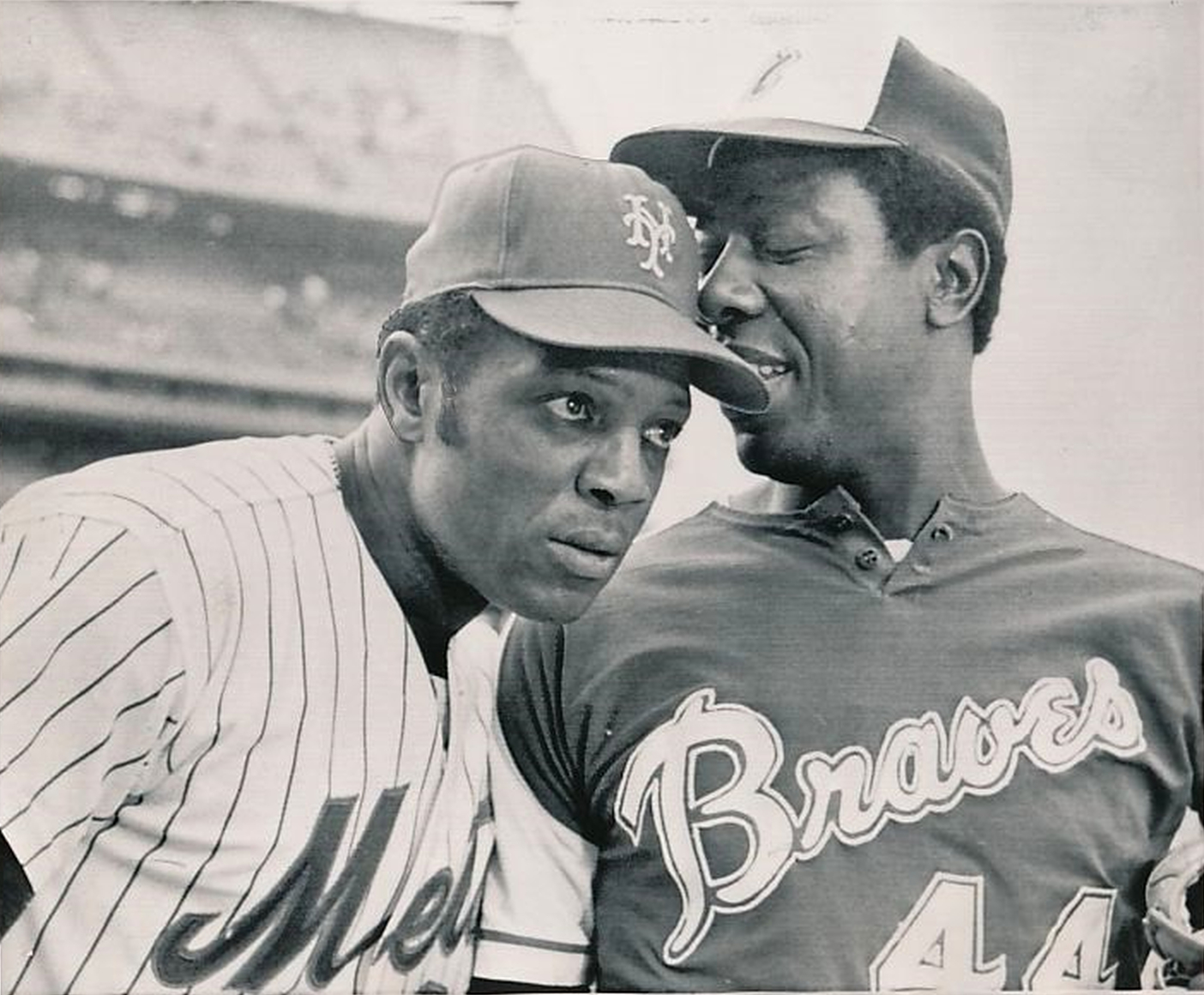 The Stress of Hank Aaron Breaking Babe Ruth's All-Time Home Run Record