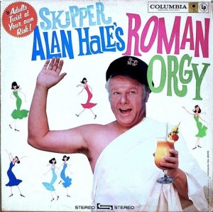 Gilligan's Island Cast Related Albums