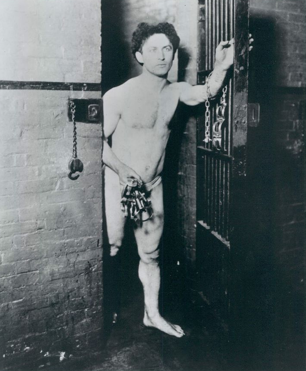 It Is Now 88 Years Since Houdini's Death, And No Word From Him Yet