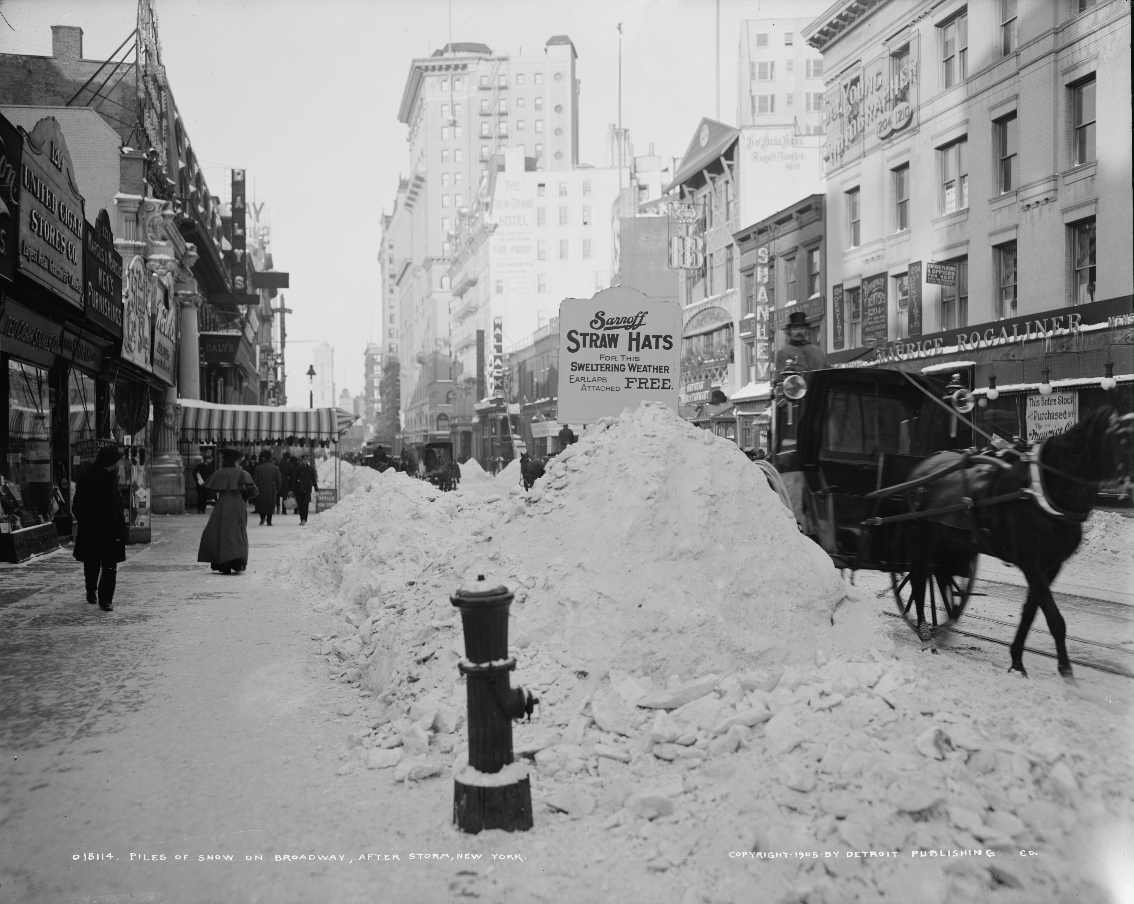 Old New York In Photos #45