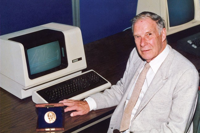 In 1961 Dr. Richard W. Hamming Predicted The Harmful Effects of Computer Technology