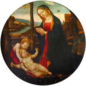 UFO In A 15th Century Painting?