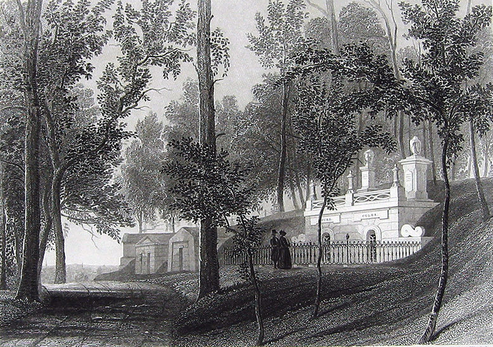 Where Did New Yorker's Go For Rest & Relaxation in the 1840s and 50s? To The Cemetery, Of Course.