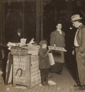 Child Labor and Poverty In New York – 1910