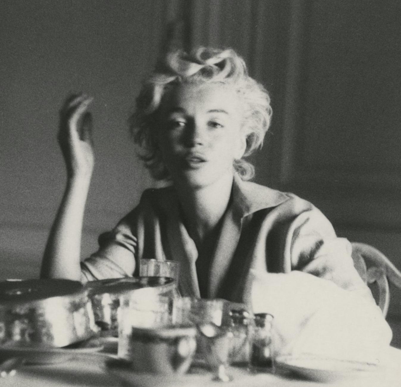 Classic Hollywood #50 - Marilyn Monroe Sans Makeup