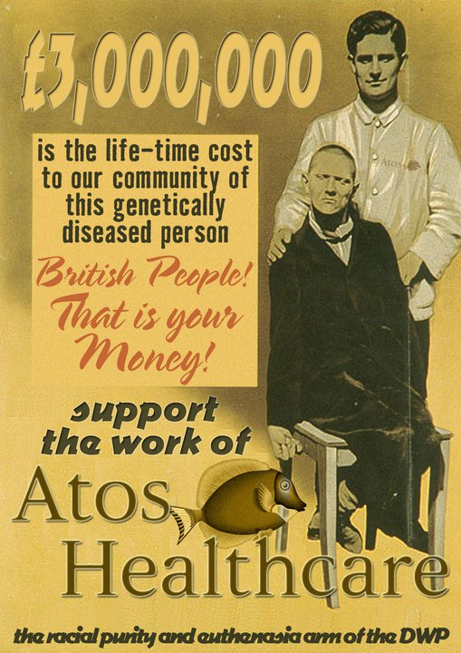 Early 20th Century Solution For The Disabled and Unfit - Kill Them.