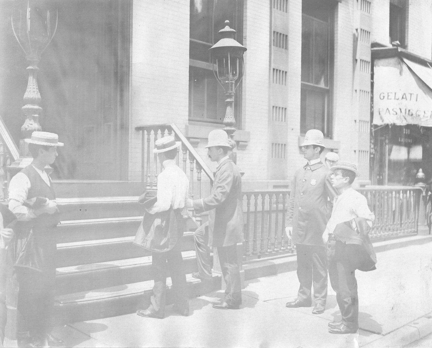 You're Under Arrest! What Crimes The NYPD Would Arrest You For In 1905